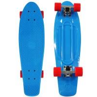 """NKD Classic Deluxe Skateboard 27"""" - Blu"""