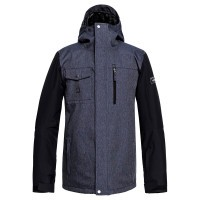 Quiksilver Mission Snow Giacca