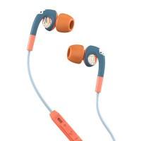 Skullcandy Fix in Ear  w. mic - Geo/Arancia/Chromo